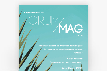 Forum Magazine Printemps 2018